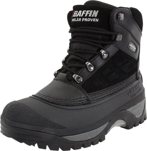 Scandic Baffin Bottes d'hiver pour homme Maple - - Noir, 44,5