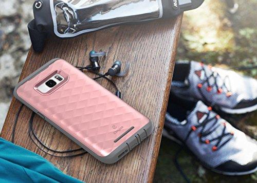 online retailer 1ce90 079e2 Galaxy S7 Edge Case, Clayco [Hera Series] Full-body Rugged ...