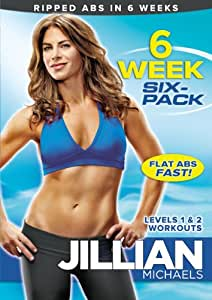 NEW 6 Week Six Pack (DVD)