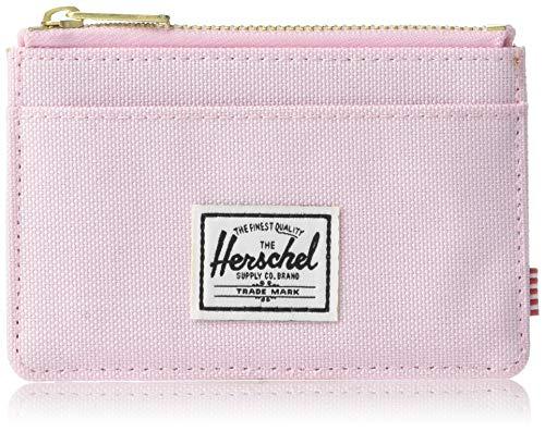 Herschel Supply Co. Men's Oscar RFID, pink lady crosshatch, One Size