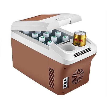 Mini Frigorífico Refrigerador Y Calentador,Coche Inicio Portátil ...