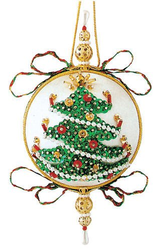 The Cracker Box Christmas Ornament Kit ``Tannanbaum`` supplier_mike21738td5