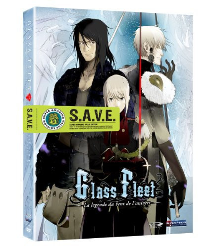 Glass Fleet: Box Set S.A.V.E. (Fleet Box Set)