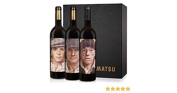 Matsu - Vino tinto El Pícaro, El Recio y El Viejo Toro: Amazon.es: Juguetes y juegos