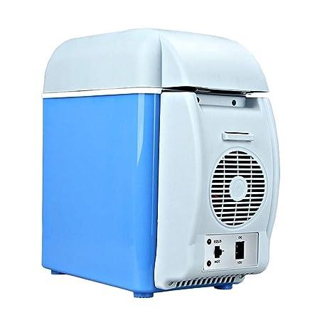 DXDCV 7.5 Litros Mini Refrigerador Del Coche Refrigerador Portátil ...