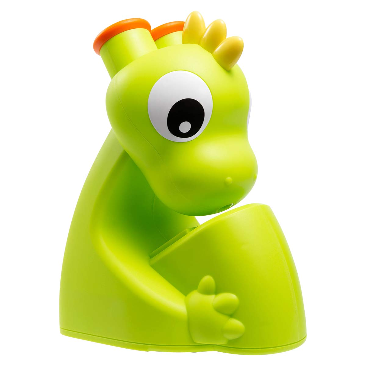 BEJOY Microscope Science Kit for Kids Dinosaur Microscope with Microscope Slides Green 9 Inches (3 AAA Batteries Required) by BEJOY