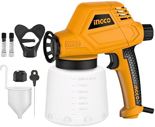 Ingco - Pistola Pintar Electrica Spg1308: Amazon.es: Bricolaje y herramientas