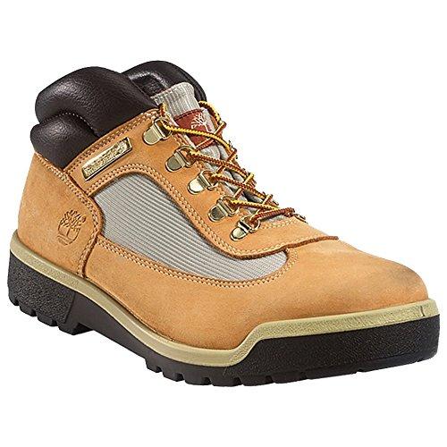 Men's Boot W Timberland Nubuck Marrone Icon Green Us olive brown Field 13 UdzSFzq
