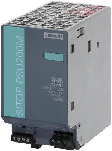 Siemens 6EP1333-3BA10 adaptador e inversor de corriente Interior Multicolor - Fuente de alimentación (Interior, Multicolor, 150 mm, 90 mm, 140 mm, 600 g)