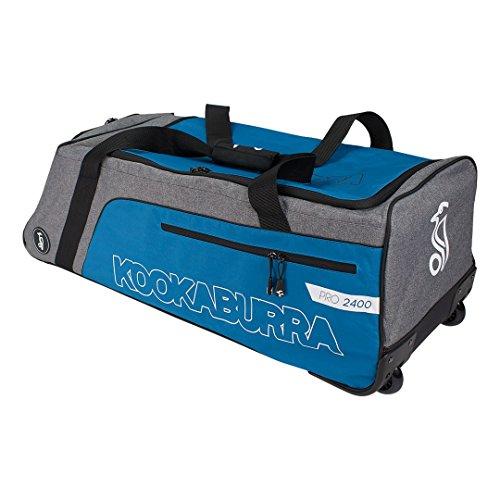 2018Kookaburra Pro 2400Wheelie Tasche blaugrün vWfmuRb5e