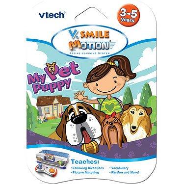 V.Smile V-Motion Import] - My Pet Puppy (Englische Sprache) [UK Import] V-Motion fc376f