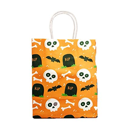 Amosfun bolsa de regalo de halloween bolsas de mano de ...