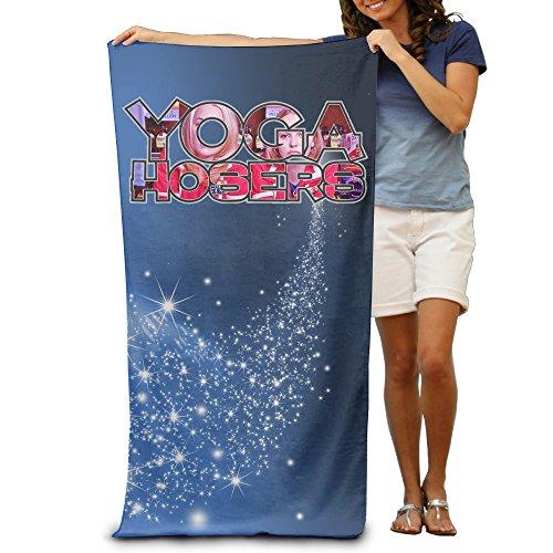 ^GinaR^ 300g Yoga Hosers (2016)3 Absorbent Adult Beach Towel