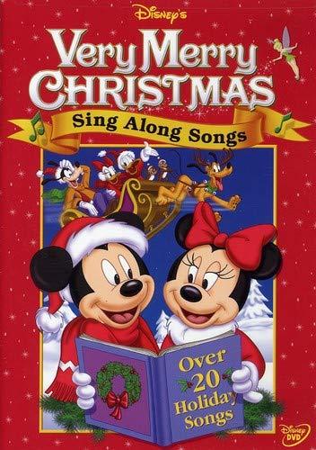 Disney's Sing Along Songs - Very Merry Christmas Songs (Disneys Dvd Sing Along)