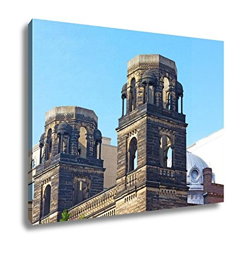 Ashley Framed Prints Old Historic Church In Chinatown Neighborhood Of Washington Dc Washington, Home Office, Ready to Hang, Color 20x25, AG6561178 by Ashley Framed Prints