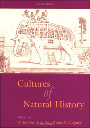 Cultures of Natural History, Jardine, N.