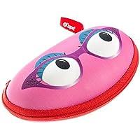 ZIPIT Beast Glasses Case/Storage Box, Pink