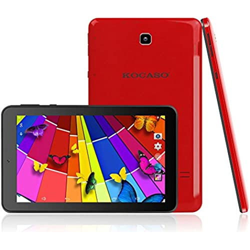 Kocaso MX780 7-Inch 8 GB Tablet (Red) Coupons
