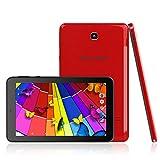 Kocaso MX780 7-Inch 8 GB Tablet (Red)