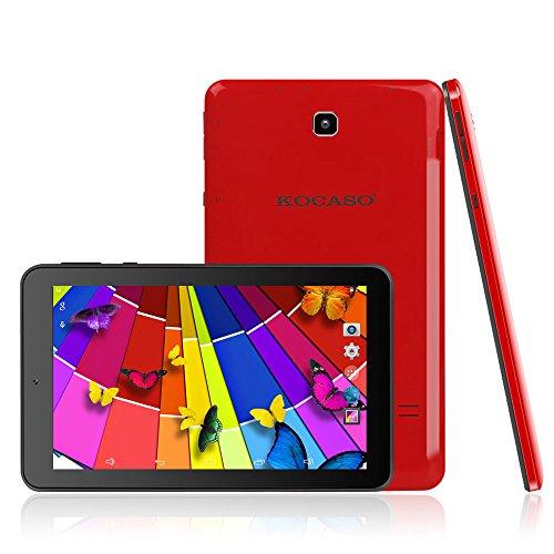Kocaso MX780 7-Inch 8 GB Tablet (Red) by Kocaso