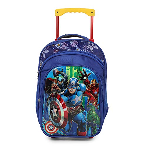 Anice Girls and Boys Trolley Bag School Bags Kids Backpack