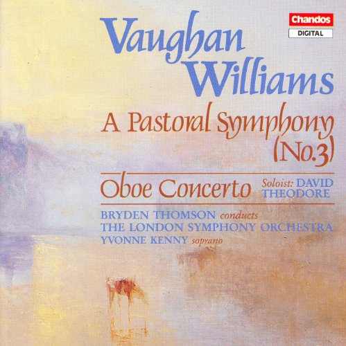 - Vaughan Williams: Symphony No. 3,