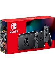 Nintendo Switch (Grey) [new look packaging]