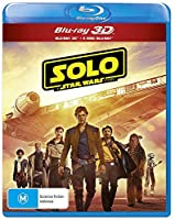 Solo: A Star Wars Story 3D (Blu-ray 3D/Blu-ray/Bonus Disc) by Disney