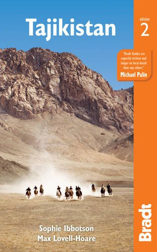 Tajikistan (Bradt Travel Guides)