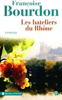 Les bateliers du Rhône par Bourdon