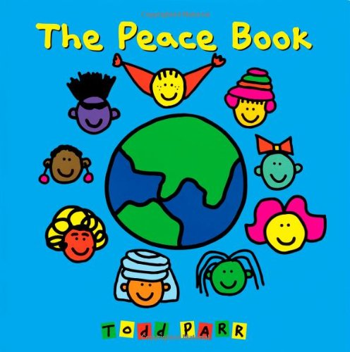 Book Cover: The Peace Book