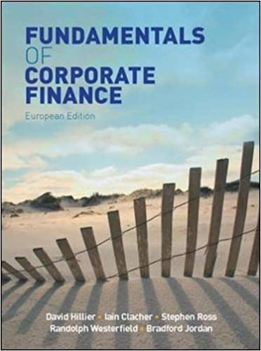 Amazon fundamentals of corporate finance european ed by fundamentals of corporate finance european ed by david hillier iain clacher european ed edition fandeluxe