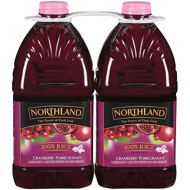 pomegranate cranberry juice - 9