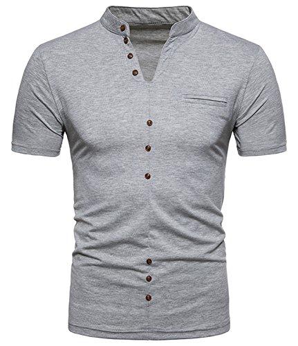 発行有効なコールド(ワトリズ)Whatlees メンズ ポロシャツ 無地 シンプル カジュアル トップス