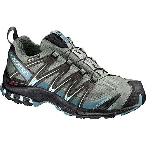 ねじれ休憩宝石(サロモン) Salomon レディース シューズ?靴 スニーカー Salomon XA Pro 3D CS Waterproof Trail Running Shoes [並行輸入品]