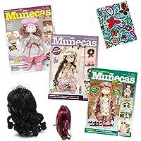 3 revistas de Muñecas de tela RUSAS