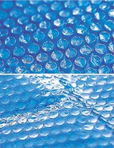 Piscinas Toi 4927 Cubierta Ovalada isotérmica, Azul, 550x366x1 cm Torrente Industrial