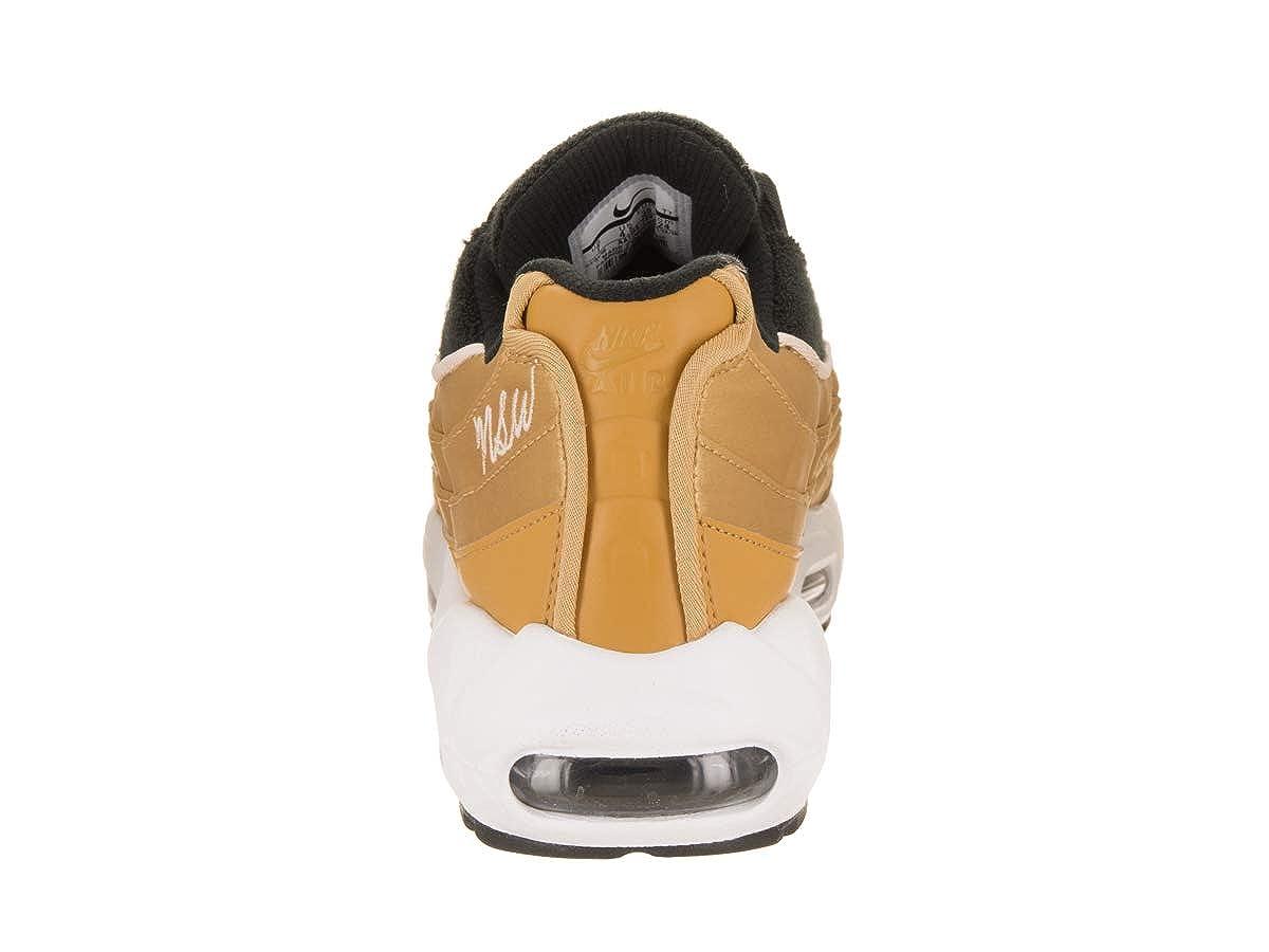 Nike Damen WMNS Air Max 95 Lx Laufschuhe Mehrfarbig Mehrfarbig Mehrfarbig Wheat Gold schwarz Guava Ice 700 42 EU 1c25e4