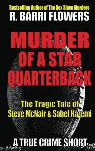 book cover of Murder of a Star Quarterback