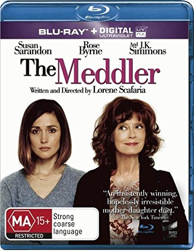 The Meddler Blu-ray / UltraViolet