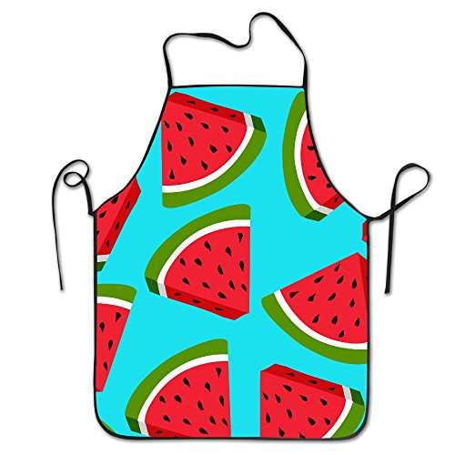 Wacky Watermelon Kitchen Cooking Apron For Women And Men - Adjustable Neck Strap - Restaurant Home Kitchen Apron Bib For Cooking, Grill And Baking, Crafting, Gardening, - Sunglasses Ebay Ladies