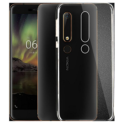 full body protection nokia 6 2018 clear case