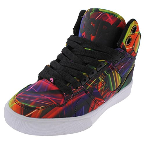 Osiris Womens Mid-top Bedrukte Skateschoenen Lazer Light Show