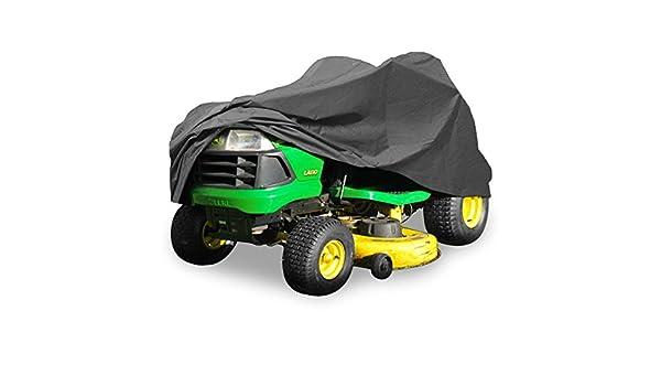 Deluxe de equitación cortacésped tractor Funda Compatible ...