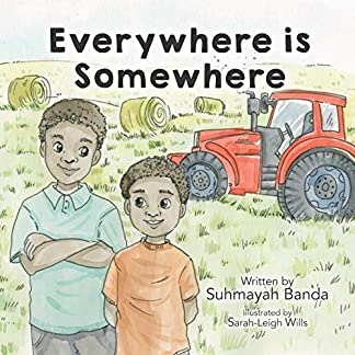 Everywhere is Somewhere (The Adventures of Tancho and Charlie)