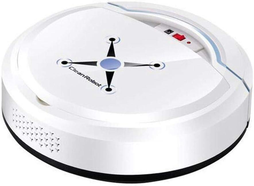 Timesok Robot de Barrido Inteligente del hogar Barrido de succi/ón multifunci/ón Aspiradoras