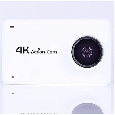 WILK-AAppareil-photo 4K de sports appareil-photo imperméable à l'eau d'appareil-photo d'appareil-photo submersible d'écran tactile de DV