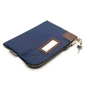 Honeywell Security/Night Key Lock Deposit Bag
