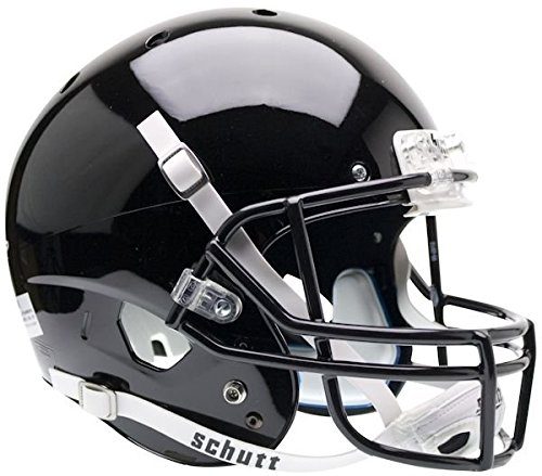 Schutt NCAA Army Black Knights Black Replica XP Full Size Helmet (Helmet Knights Replica Army Black)