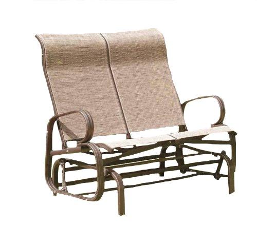 Havana Twin Seat Glider - Bronze